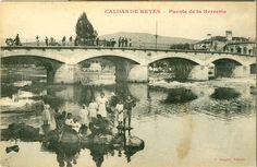 Caldas de Reis - ponte da Herreria