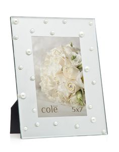 Pearl Mirror Picture Frame