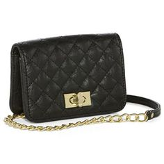 On the Verge Quilted Crossbody Bag - jcpenney