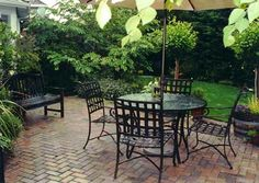 Design Your Own Outdoor Dining Area | Garden Design For Living