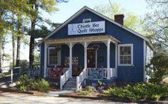 Thistle Bee Quilt Shoppe, Goldsboro, NC