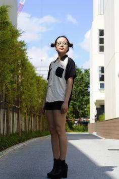 ICCHO STYLE BLOG -TOKYO STREET FASHION MAGAZINE -: ICCHO×Tatty×TMS Part 5