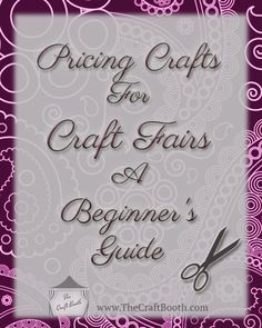 Pricing Crafts For Sale at Craft Fairs A Beginner's Guide A beginner's guide to pricing crafts for craft shows Want fantastic tips and hints regarding arts and crafts? Go to our great site! Craft Show Booths, Craft Fair Displays, Craft Show Ideas, Display Ideas, Jewelry Displays, Craft Fair Ideas To Sell, Jewelry Booth, Display Boards, Jewellery Box