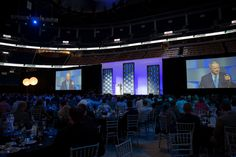 Keynote Speaker and Legendary Coach, Bobby Bowden at the 2013 Budweiser Gala