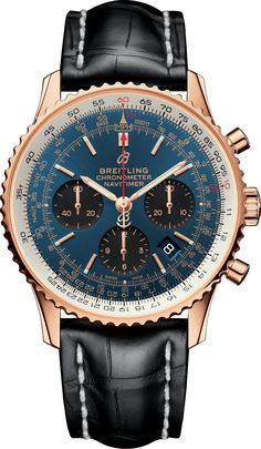 Buy Breitling Navitimer Chronograph Steel and Red Gold Watches, authentic at discount prices. Complete selection of Luxury Brands. All current Breitling styles available. Breitling Navitimer, Breitling Superocean Heritage, Men's Watches, Breitling Watches, Fine Watches, Sport Watches, Cool Watches, Wrist Watches, Breitling Chronograph