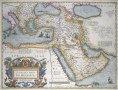 Middle Eastern Ceramics: Maps