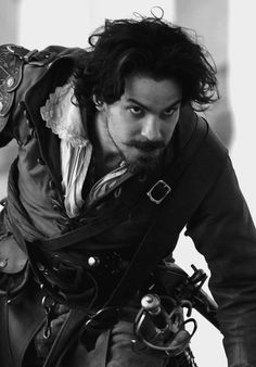 Aramis The Musketeers 4x1