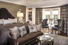 Traditional Bedroom in Hidden Hills, CA by Jeff Andrews - Design