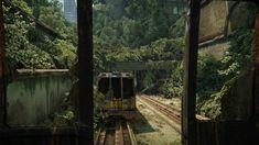 Crysis3|Inside the train by Pino44io.deviantart.com on @DeviantArt