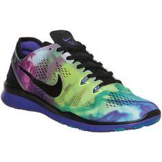vistazo descuentos Nike Free 5.0 Tr Encajar Tela De La Impresión Violeta Negro barato recomiendan 0kakWxwX