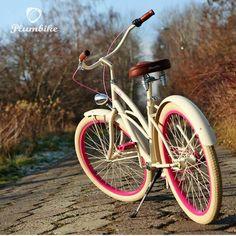 Bicicletas urbanas son nuestra especialidad  En la foto te presentamos la bicicleta de la serie La Donna y cuál es tu favorita? ●●● www.favoritebike.com #bike #ciclismo #bicicletaurbana #bici #diciembre #diseño #fashion #picoftheday #instadaily #favoritebike #mybike #pink #tienda #regalo #perfect #sweet #ride #mybike #love #fun #invierno #españa Repost@Plumbike