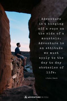 Ever feel like you're stuck in a rut? Here are the 20 most inspiring adventure quotes of all time to get you feeling inspired and alive.