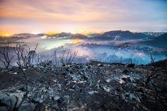 San Diego Wildfire Destruction Could Reach 30,000 Acres | TIME