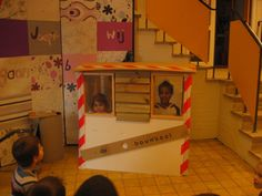 Thema Bouwen Kindergarten, Loft, School, Furniture, Home Decor, Period, Anchor, Decoration Home, Room Decor