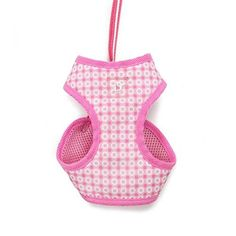 EasyGo Soft StepIn Dog Harness  Pink Dots Extra Extra Small *** You can find more details by visiting the image link.Note:It is affiliate link to Amazon.