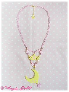 Magical Moon Necklace