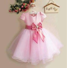 New Girl Dress Bow Sequined Baby Girl Princess Dress Age Kids Clothes Child Tutu Dress Pink Tutu Dress, Baby Dress, Baby Skirt, Dress Girl, Dress Red, Ball Gown Dresses, Party Wear Dresses, Dress Party, Bow Dresses