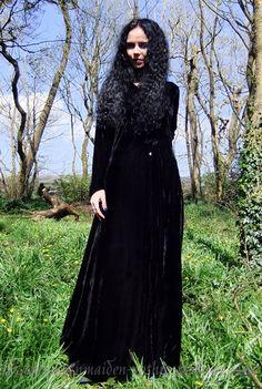 Moonmaiden Gothic Clothing - Moonshadow Coat