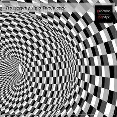 Przy piąteczku 😁 tak dla relaksu oczu 🤩 taka iluzja 🤣 Czy widzicie ruch? #optyk #optometrysta #okulista #okulary #oczy #badanie #wzrok #ekspert #iluzja #piątek