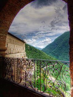 Subiaco, Italy (by EdRos Back)