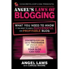 Love Angel Laws! She will be my guest on the Chocolate Pages show. www.blogtalkradio.com/ministrymarketingsolutions on Friday 2/17 (podcast broadcast too)