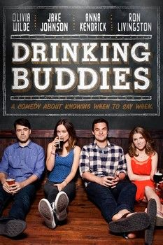 """Joe Swanberg's improvised comedy """"Drinking Buddies"""" starring Olivia Wilde, Jake Johnson, Anna Kendrick, and Ron Livingston is now playing at the Alamo Drafthouse Mason Park location here in Houston. #examinercom #DrinkingBuddies #moviereview #OliviaWilde #JakeJohnson #AnnaKendrick #RonLivingston #JoeSwanberg #comedy #movies @Magnolia Pictures"""