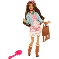 Barbie Photo Fashion Doll Walmart Barbie Glam Luxe Fashion