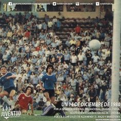 #IndependienteHistorico En Avellaneda, Independiente golea a Racing de Córdoba por 5 a 3.