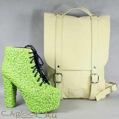 Ботильоны женские JEFFREY LITA drip в магазине дизайнерской обуви CabLOOK.ru