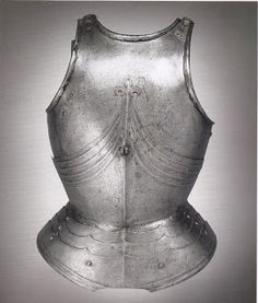 Gothic Breastplate - Sth German or Austria : late 15th century