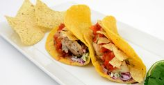 """We've got 11 """"taco-themed"""" recipes to make your #TacoTuesday 11x more delicious! #recipe #taco #food #Tostitos"""