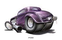 '34 Ford Drag car by PGDsx.deviantart.com on @deviantART