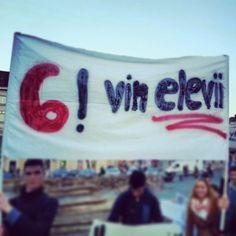 Protest 6% pentru EDUCAȚIE!
