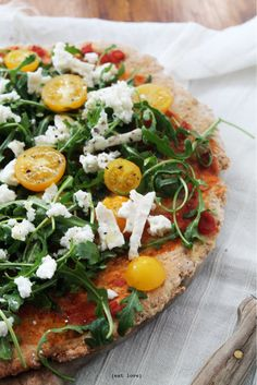 Eat Love - Healthy Pizza