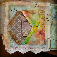 Atia's Room: Art Journal