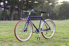 *SURLY* disc trucker complete bike | Flickr - Photo Sharing!