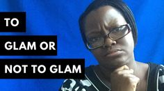 See the Facebook Live that caught the attention of my audience when I announced that My Mother had challenged me to a Year of Glam and what I thought about it.
