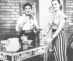"""Programa de televisión: """"La Perfecta Ama de Casa"""" con Ana Teresa Cifuentes    (ARCHIVO EL NACIONAL)"""