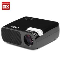 http://www.andnykstore.com/saturn-led-projector.html This LED Projector has a 5.0 Inch TFT LCD Panel, emits 2600 Lumens, has a 800x480 Resolution, 1080p Support and a Manual Focus Lens.  A great way to see all your content in large is by using this full screen projector that has been made with a 5 inch LCD panel and has a dpi standard resolution 800x480 but it can also support 1080p formats...