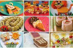 Cute sandwiches for kids | Speelse broodjes voor kinderen | Francesca Kookt!