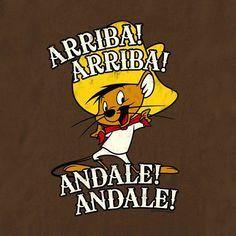 Speedy Gonzales - me after coffee - Araceli Navarro - Deep Nostalgia Classic Cartoon Characters, Classic Cartoons, Old Tv Shows, Kids Shows, Nostalgia, Looney Tunes Cartoons, Looney Tunes Funny, Old School Cartoons, Saturday Morning Cartoons