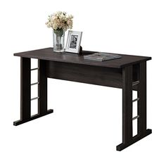 Kitchen Cabinets Ideas | CorLiving WFP180D Folio Desk Rich Espresso -- Visit the image link more details. Note:It is Affiliate Link to Amazon. #igdaily