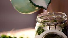Jitrocelový sirup proti kašli — Recepty — Herbář — Česká televize Home Canning, Nordic Interior, Health Advice, Country Life, Vegetable Garden, Beauty Women, Smoothie, Remedies, Health Fitness