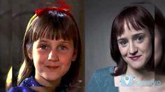 Los niños famosos de los años 90's el antes y el después. Feliz día del ...