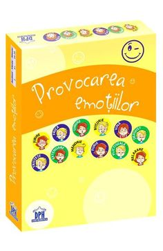 Provocarea emotiilor - Diandra Maria Panisoara