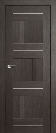 Bamboo Interior Door Natural Finish Bamboo With A Stainless Steel