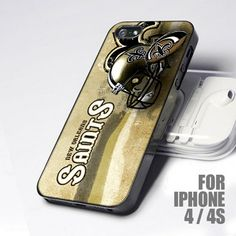 New Orleans Saints Footballs Team for iPhone 4 and 4S