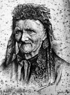 Jannetje Gestel gelithografeerd door Dimmen Gestel in Eindhoven in 1923 ter ere van haar 100-ste verjaardag. Frans van Beers
