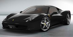 Ferrari 458 Italia...my absolute dream car. there are a lot i love, but this is the best