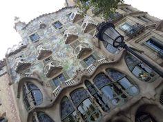 Casa Batllo à Barcelone - 2017